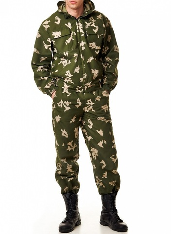 костюм летний маскхалат «Березка» 100% хлопок