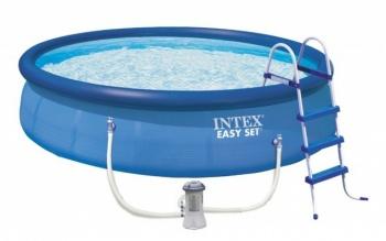 Бассейн легкоустанавливаемый INTEX EASY SET 457 х 122 см (26168)
