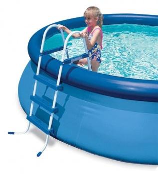 Лестница для бассейнов до 107 см INTEX (28057)