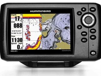 ЭХОЛОТ HELIX 5 SONAR — GPS HUMMINBIRD