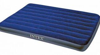 Матрас надувной CLASSIC DOWNY INTEX 137 х 191 х 22 см (68758)