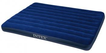 Матрас надувной CLASSIC DOWNY INTEX 152 х 203 х 22 см (68759)