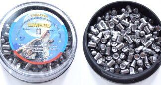 Пульки пневматические ШМЕЛЬ ТОМАГАВК 4,5 мм 0,89 г уп. 350 шт