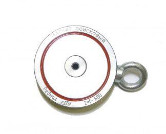 Магнит поисковый F=600 кг х 2 РЕДМАГ