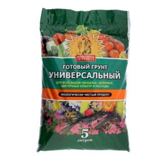 Грунт АГРОНОМ универсальный 5л  10/300/420