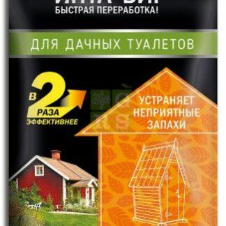 Средство ИНТА-ВИР д/дачного туалета 75г /24