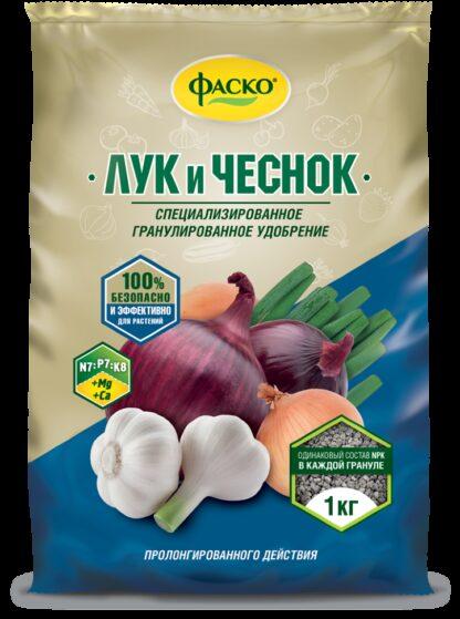 Удоб Лук и чеснок 1кг  /20
