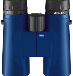 Бинокль CARL ZEISS TERRA 8X42 ED корпус голубой
