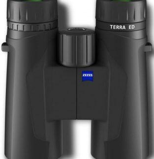 Бинокль CARL ZEISS TERRA 10X42 ED корпус черный