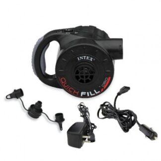 Насос электрический с аккумулятором INTEX QUICK-FILL 12 В/220 В (66622)