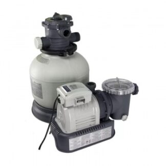Песочный фильтрующий насос INTEX KRYSTAL CLEAR (28646)