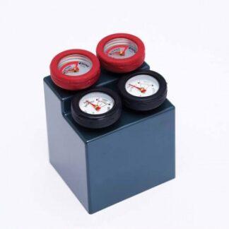 Мини — термометры с силиконовой фаской уп. 4 шт