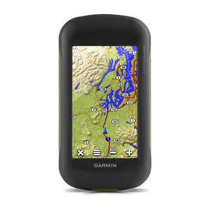 НАВИГАТОР MONTANA 610t GPS/GLONASS TOPO RUSSIA GARMIN