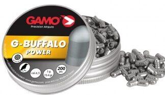 Пульки пневматические GAMO G-BUFFALO 4,5 мм уп. 200 шт