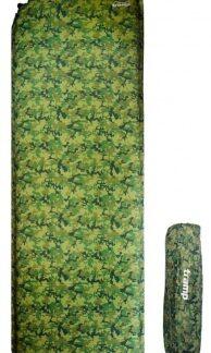 Коврик самонадувающийся Tramp камуфляж 185х65х5 cм