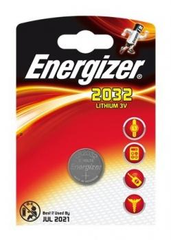 Батарейка Energizer 2032CR 3V