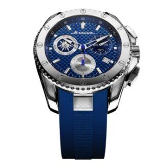 Часы Молния ENERGY синий циферблат