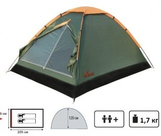 Палатка SUMMER — 2 TOTEM
