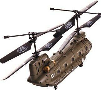 Вертолет радиоуправляемый S022 CHINOOK CH-47 SYMA