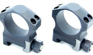 Кольца NIGHTFORCE ULTRALITE 30 мм BH 1.125″ high 4 винта