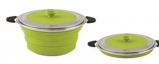 Кастрюля Outwell COLLAPS POT WITH LID 2,5 л