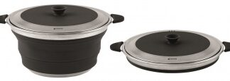 Кастрюля Outwell COLLAPS POT WITH LID 4,5 л
