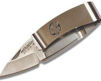 Нож-зажим складной MCUSTA для купюр МАЛЬВА