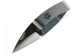 Нож-зажим складной MCUSTA для купюр KIKYO