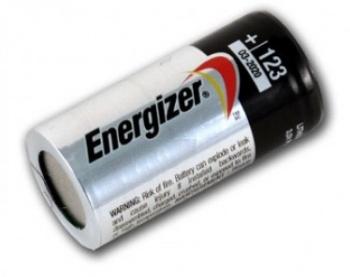 Батарейка Energizer CR123A 3V