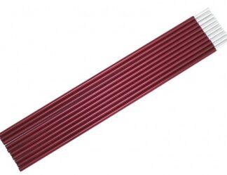Сегменты алюминиевой дуги TRAMP 9,5 мм уп. 10 шт