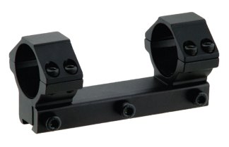 Кронштейн Leapers UTG ACCUSHOT с кольцами 30 мм на призму 10-12 мм средние