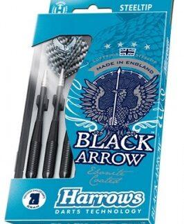 ДРОТИКИ STEELTIP BLACK ARROW HARROWS УП. 3 шт