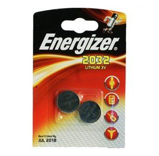 Батарейка Energizer 2032CR 3V уп. 2 шт