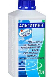 Средство для уничтожения водорослей АЛЬГИТИНН МАРКОПУЛ КЕМИКЛС 1 л