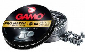 Пульки пневматические GAMO PRO-MATCH 5,5 мм уп. 250 шт