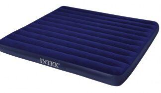 Матрас надувной CLASSIC DOWNY INTEX 183 х 203 х 22 см (68755)
