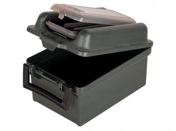 Кейс для гладкоствольных патронов и дульных насадок MTM