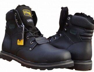 Ботинки рабочие HUMMER (натур. мех)