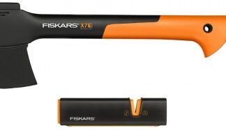 Топор универсальный X7 + точилка FISKARS