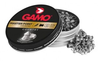 Пульки пневматические GAMO MASTER POINT 4,5 мм уп. 500 шт