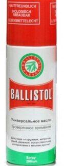 Масло-спрей оружейное BALLISTOL UNIVERSAL 200 мл