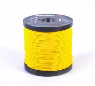 Линь нейлон SARGAN D=1,7 мм желтый уп. 100 м