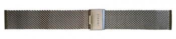 Ремешок Traser № 93 стальной 22 мм миланское плетение