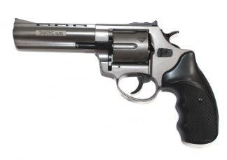 ТАУРУС-СО Револьвер охолощенный кал. 10ТК (фумо/графит) длина ствола 4,5″