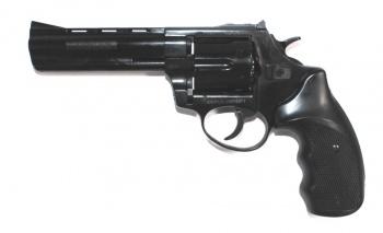 ТАУРУС-СО Револьвер охолощенный кал. 10ТК (черный) длина ствола 4,5″