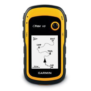 Навигатор GARMIN E-TREX 10 GPS глонасс Russia
