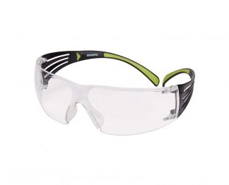 Очки стрелковые PELTOR 3M SecureFit 401 прозрачные с покрытием AS/AF