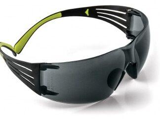 Очки стрелковые PELTOR 3M SecureFit 402 дымчатые с покрытием AS/AF