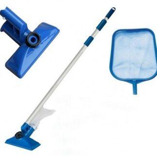Комплект для чистки бассейнов до 488 см INTEX (28002)