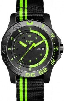 Часы Traser H3 GREEN SPIRIT текстиль